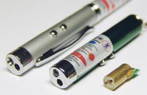 LaserCamKiller 1 из лазерной указки