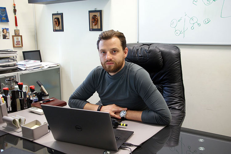 Александр Прокопенко, генеральный директор группы компаний «ТЕРАТЕК»