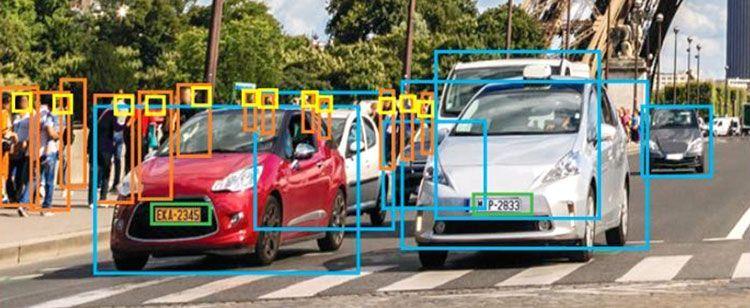 Камеры видеонаблюдения с искусственным интеллектом могут отслеживать отдельные объекты и каждый из их признаков даже в очень оживлённых местах