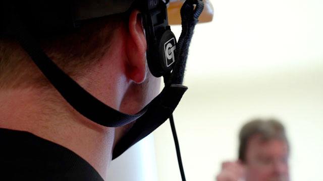 Средства цифровой радиосвязи для работы в индивидуальных средствах защиты
