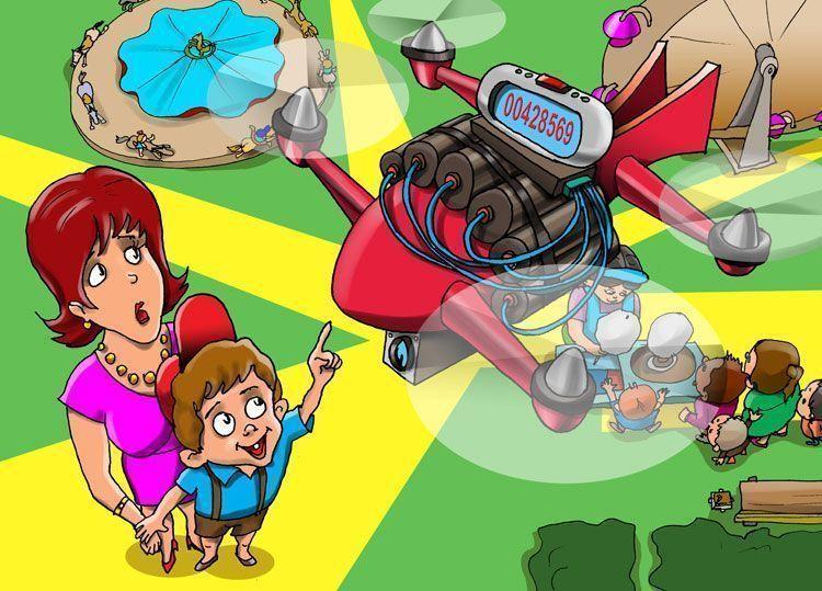 Атака дронов. Беспилотные летательные аппараты (БПЛА) — безопасность или угроза?