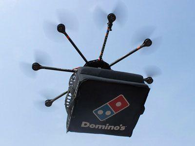 Доставка пиццы по воздуху — скорее рекламный ход, чем реальная услуга