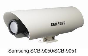Тепловизионная камера SCB-9051 и SCB-9050