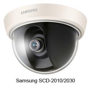 Стационарные купольные камеры SCD-2010 и SCD-2030