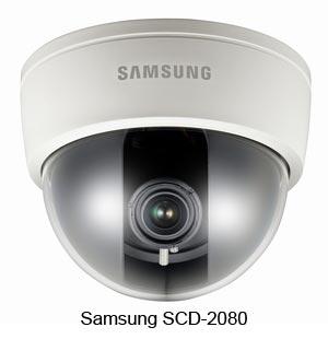 Купольная камера высокого разрешения SCD-2080