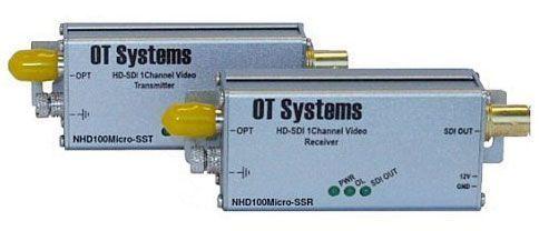 NHD100Micro - HD-SDI по оптоволокну