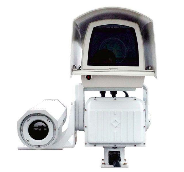 Система GWAS от IpConfigure — камера с механическим сканированием сцены наблюдения
