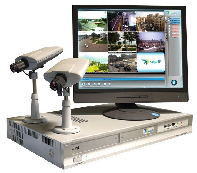 Тест сетевого видеорегистратора SimpleIP NVR
